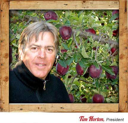 Tim Horton, President